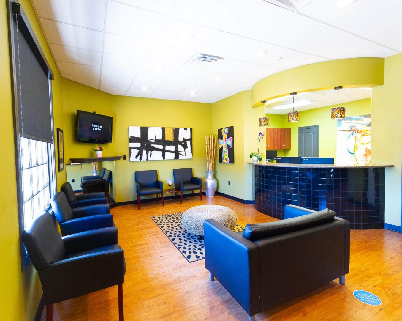 Office Interior Gairhan Dental Care 2020 Jonesboro AR Dentist 2 - Home