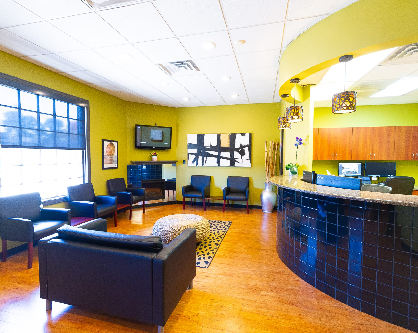Office Interior Gairhan Dental Care 2020 Jonesboro AR Dentist 4 - We Love Jonesboro